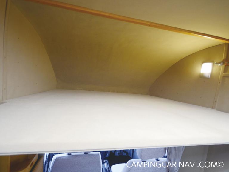 ラクーン・リヤベッドタイプの3枚目の画像