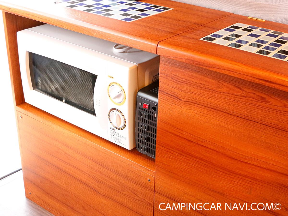 リゾートデュオユーロ・NonPOP NV200の3枚目の画像