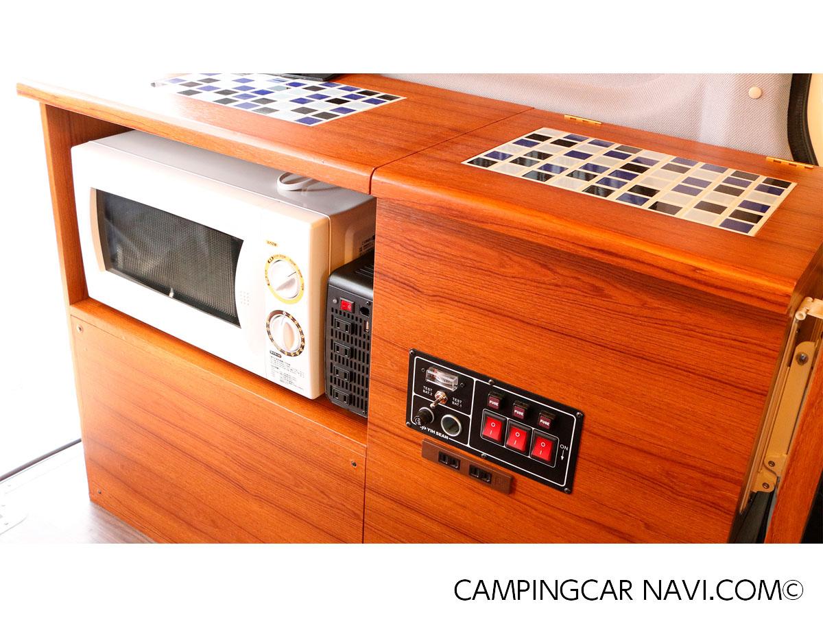 リゾートデュオユーロ・NonPOP NV200の2枚目の画像